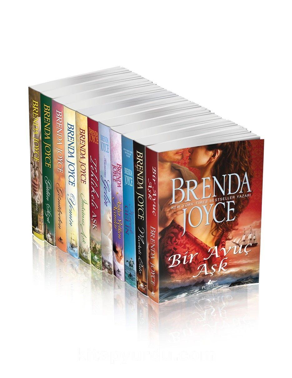 Brenda Joyce Romantik Kitaplar Serisi Takım Set (11 Kitap) - Brenda Joyce pdf epub