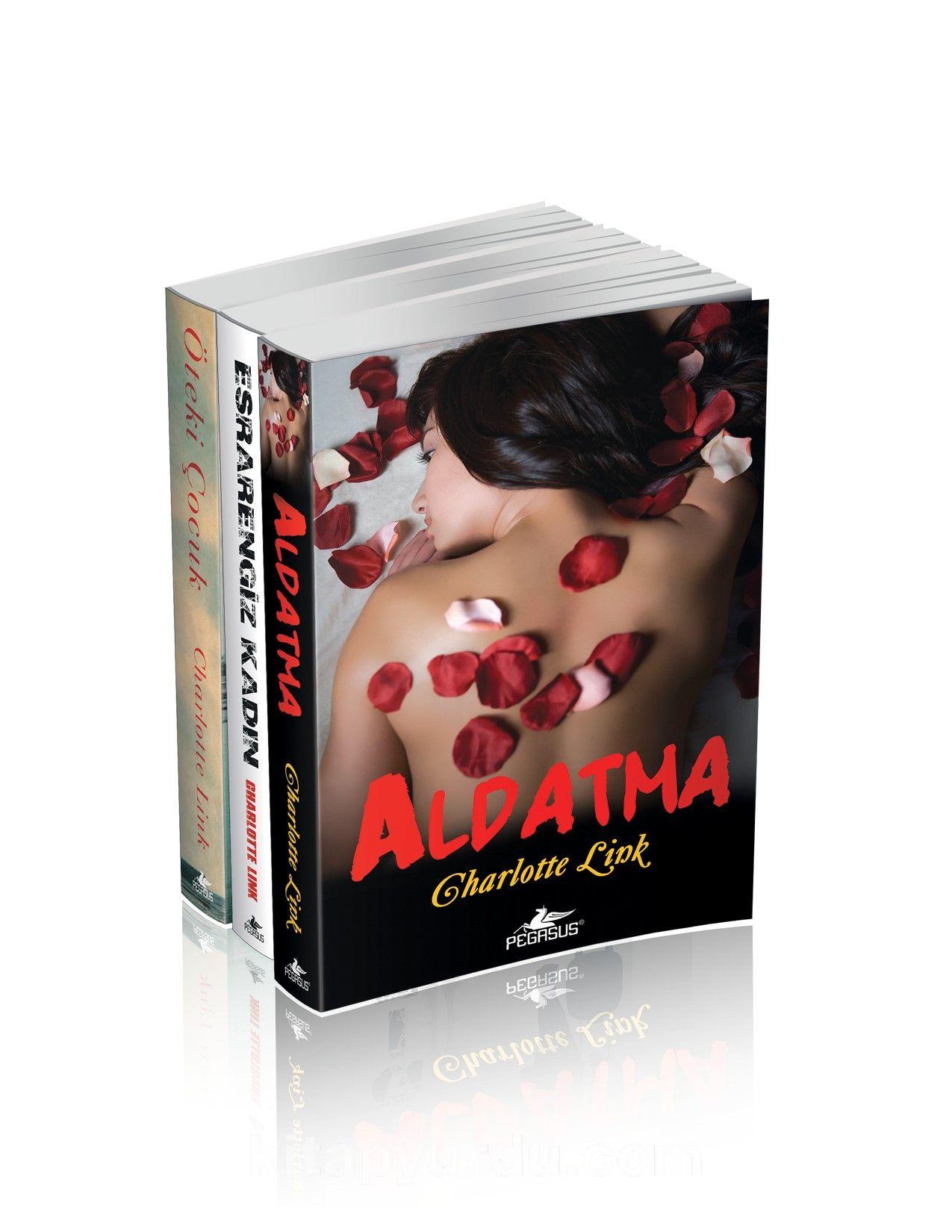 Charlotte Link Gerilim Kitapları Takım Set (3 Kitap) - Charlotte Link pdf epub