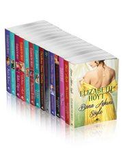 Elizabeth Hoyt Romantik Kitaplar Takım Set (14 Kitap)