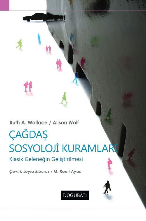 Çağdaş Sosyoloji Kuramları Sosyoloji Kitapları