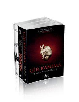 Fantastik - Paranormal - Distopya Kitapları Seti (3 Kitap)