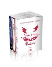 Fantastik - Paranormal Romanlar Takım Set (3 Kitap)