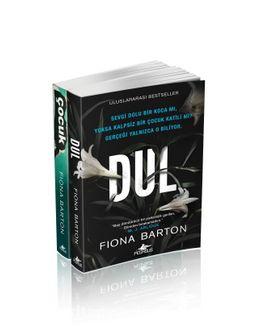 Fiona Barton Psikolojik Gerilim Kitapları Takım Set (2 Kitap)