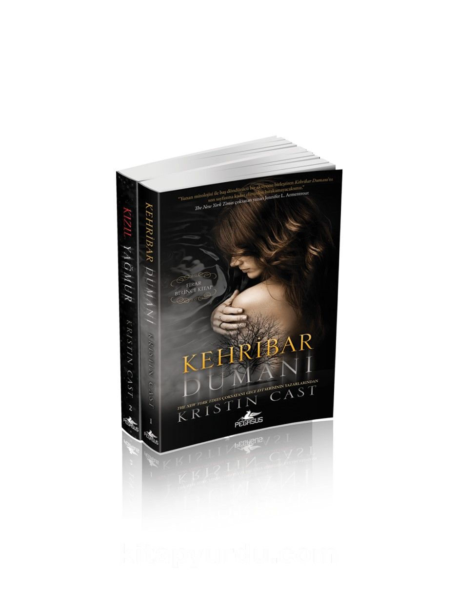 Firar Serisi Takım Set (2 Kitap) - Kristin Cast pdf epub