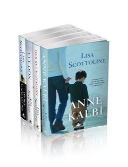 Lisa Scottoline Kitapları Takım Set (4 Kitap)