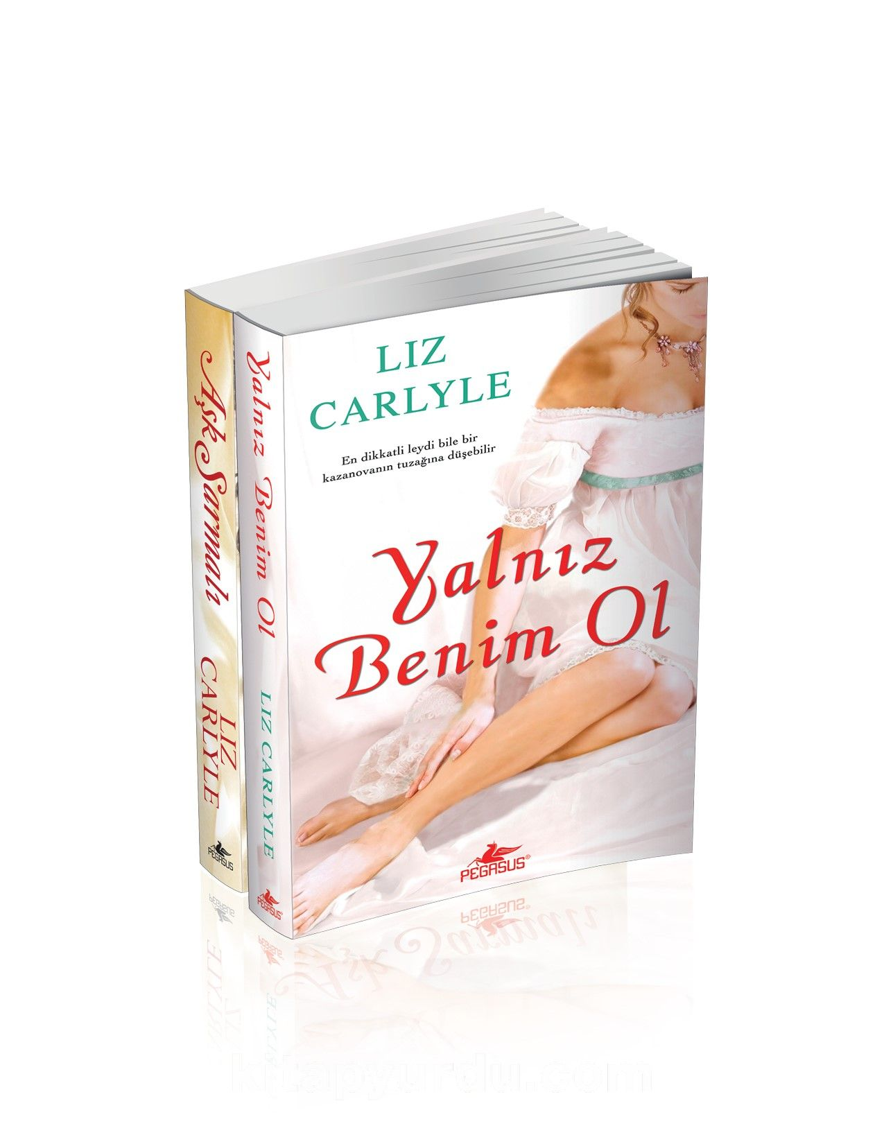 Liz Carlyle Romantik Kitaplar Takım Set (2 Kitap) - Liz Carlyle pdf epub