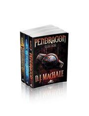 Pendragon Serisi Takım Set (3 Kitap)