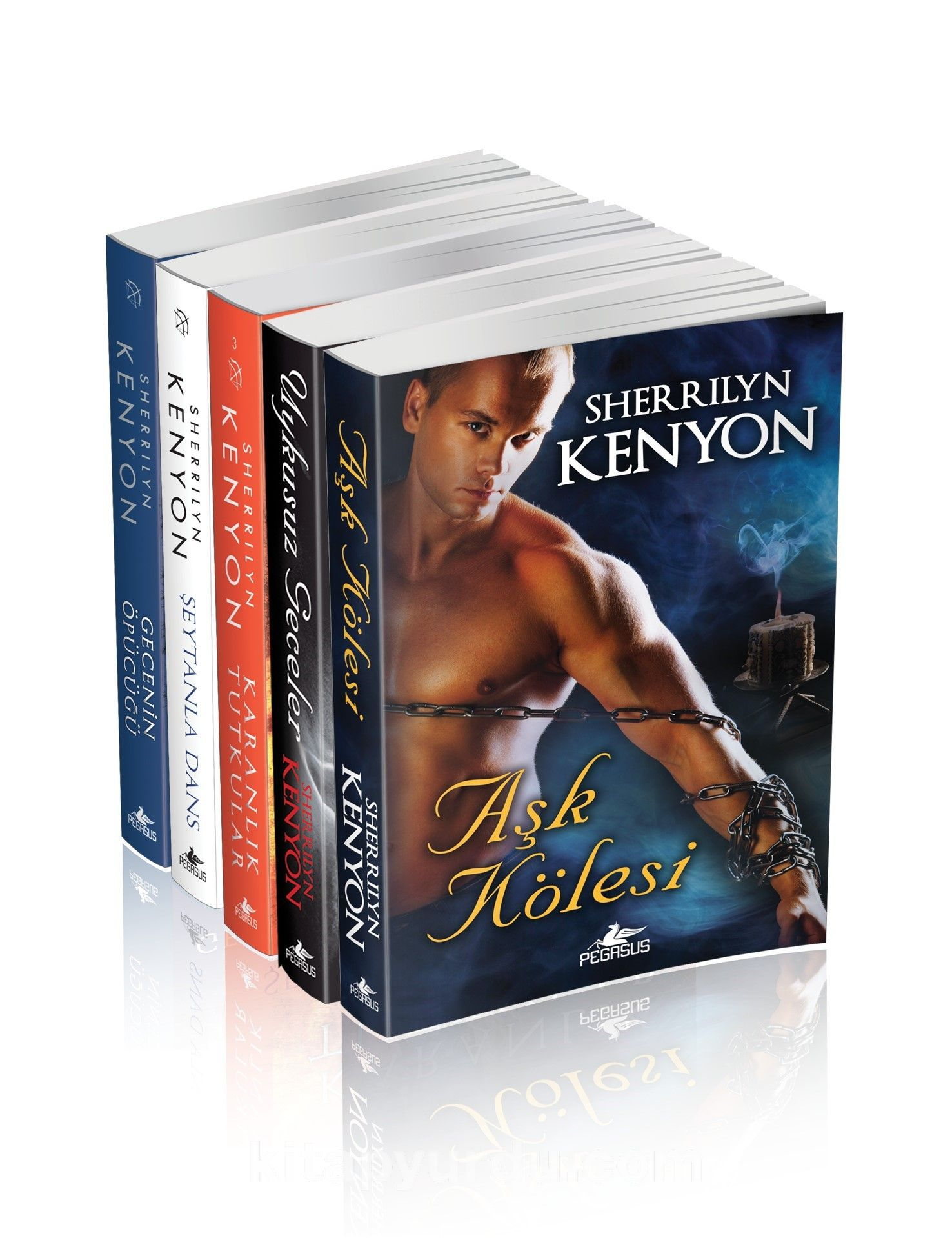 Sherrilyn Kenyon Kitapları Takım Set (5 Kitap) - Sherrilyn Kenyon pdf epub