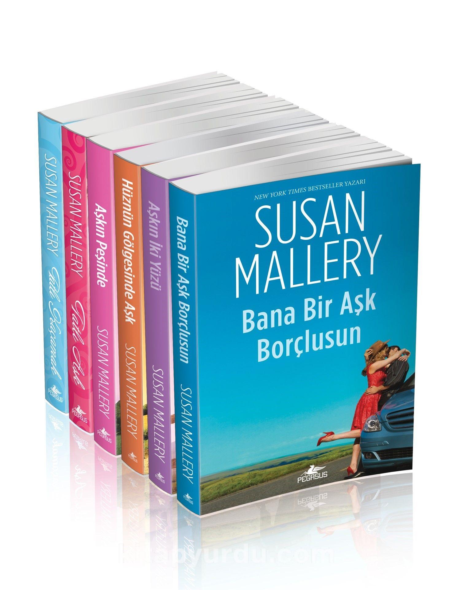 Susan Mallery Kitapları Takım Set (6 Kitap) - Susan Mallery pdf epub