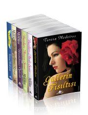 Teresa Medeiros Romantik Kitaplar Serisi Takım Set (6 Kitap)