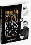 2020 KPSS Süper Memur Türkolojik Türkçe Soru Bankası