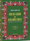 Küçük Boy Kur'an-ı Kerim ve Açıklamalı Meali (Ciltli-Şamua)