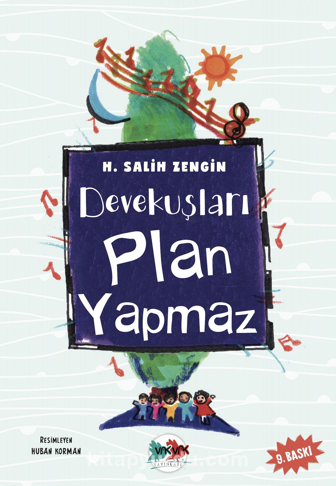 Devekuşları Plan Yapmaz - H. Salih Zengin pdf epub