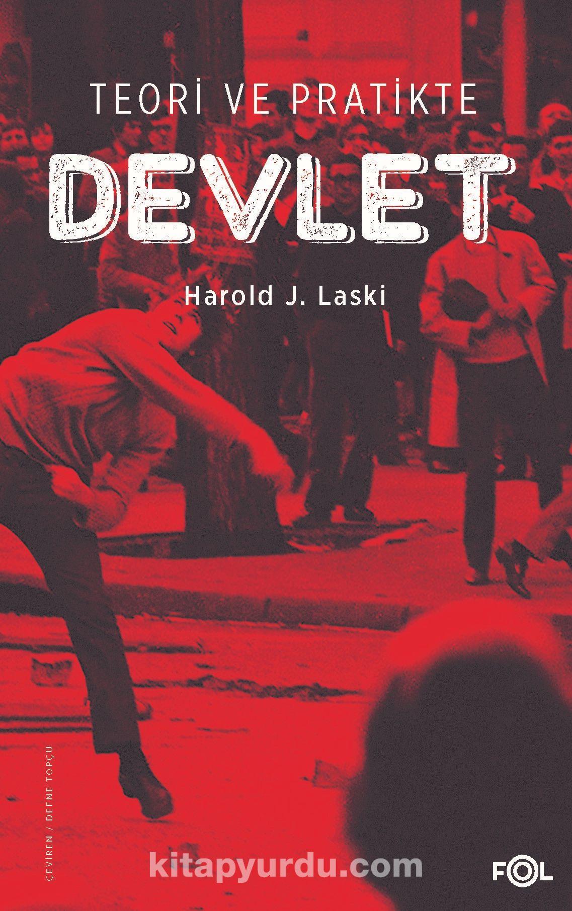 Teori ve Pratikte Devlet - Harold J. Laski pdf epub