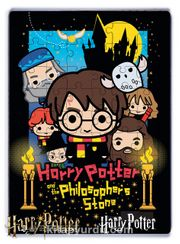 Harry Potter - Philosopher's Stone Ahşap Puzzle  54 Parça (KOP-HP084 - LIV)