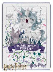 Harry Potter - Foreidden Forest Ahşap Puzzle  54 Parça (KOP-HP081 - LIV)
