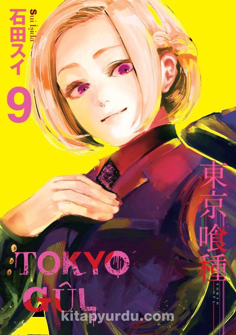 Tokyo Gul 9 - Sui İşida pdf epub