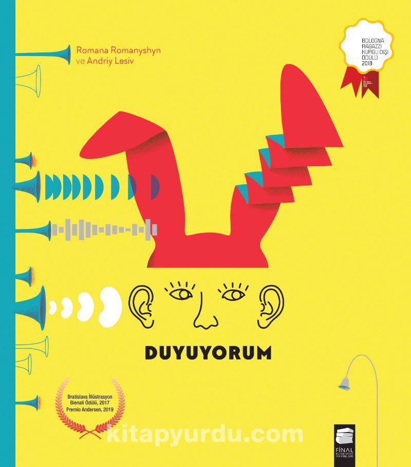 Duyuyorum - Romana Romanyshyn pdf epub