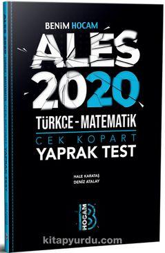 2020 ALES Çek Kopart Yaprak Test