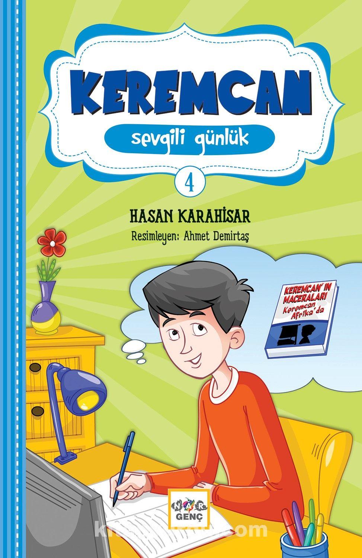 Keremcan Sevgili Günlük - Hasan Karahisar pdf epub