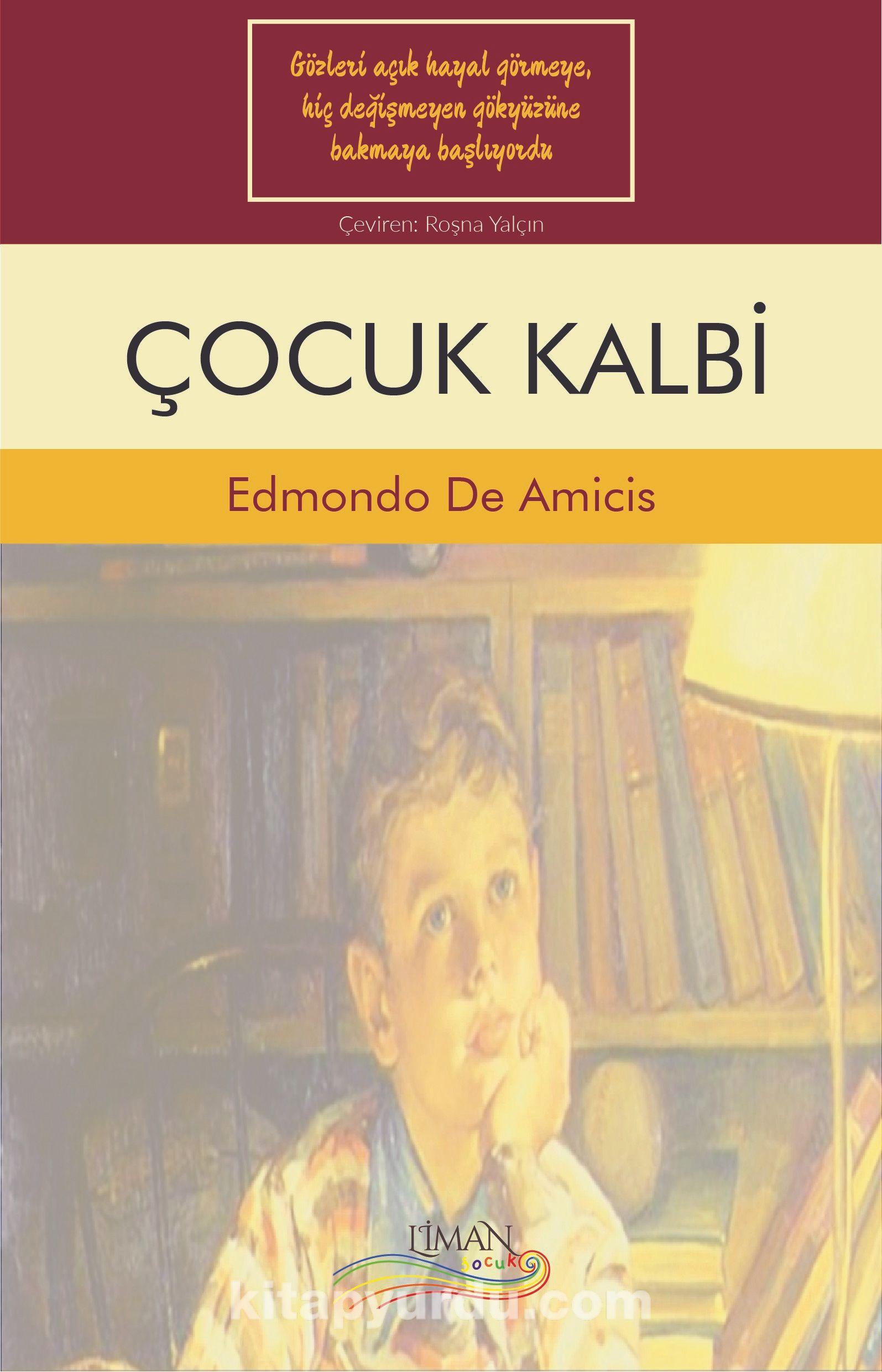 Çocuk Kalbi - Edmondo De Amicis pdf epub