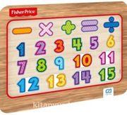 Frame Puzzle Sayılar (CA-5057)