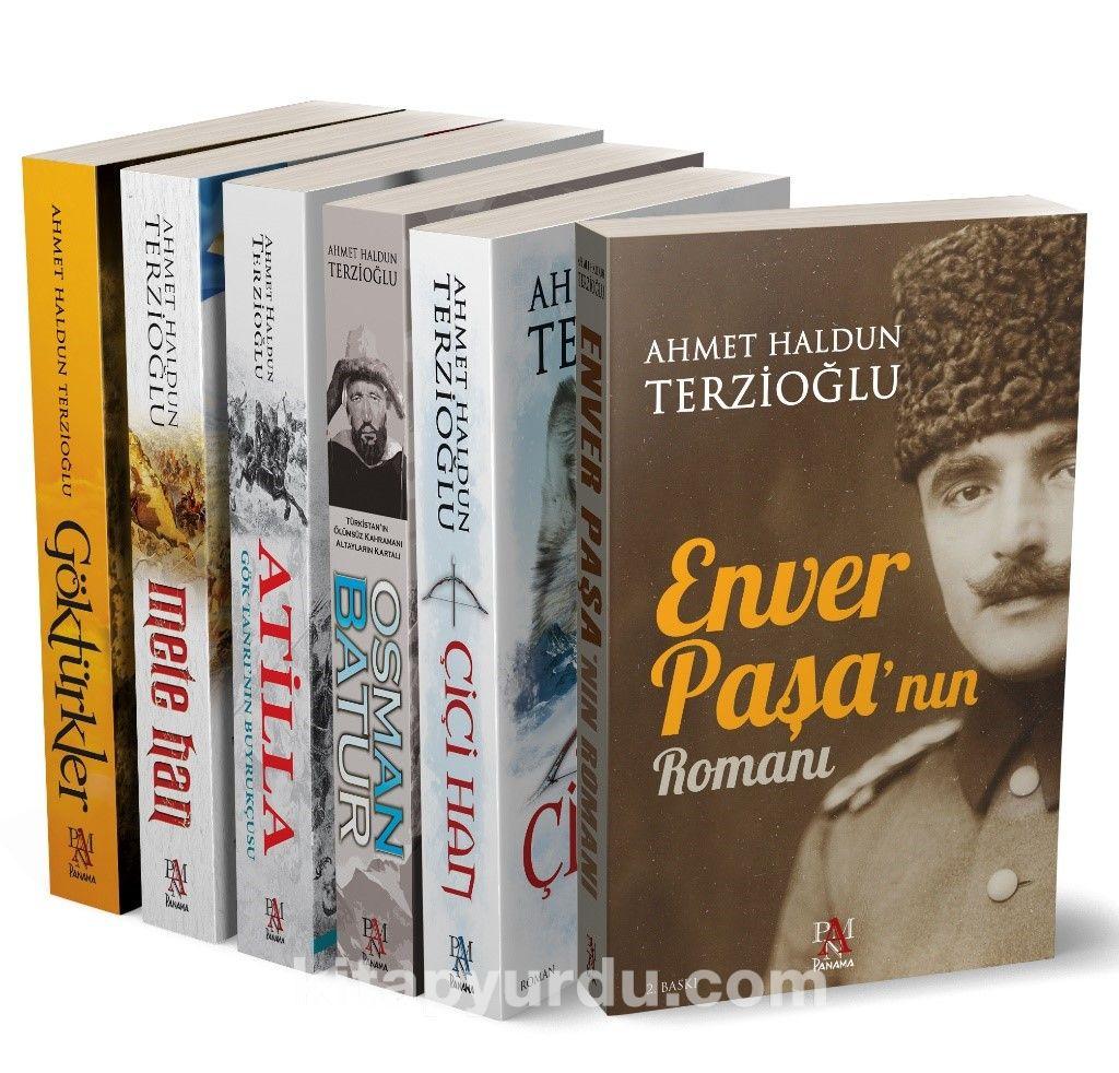 Baş Eğmeyen Kahramanlar Seti (6 Kitap) - Ahmet Haldun Terzioğlu pdf epub