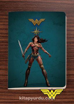 Wonder Woman - Power - Dokun Hisset Serisi (AD-WW004) Lisanslı Ürün   (Cep Boy) Lisanslı Ürün