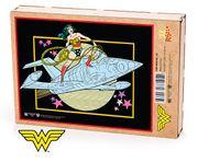 Wonder Woman - Diana Prince Ahşap Puzzle 204 Parça (KOP-WW106 - CC )