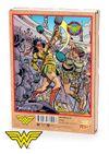 Wonder Woman - Vintage Ahşap Puzzle 204 Parça(KOP-WW105 - CC )