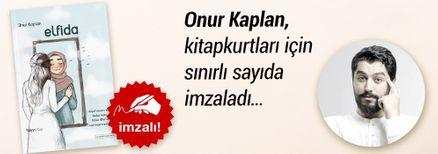 Elfida. Onur Kaplan, Kitapkurtları için Sınırlı Sayıda İmzaladı.