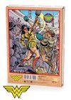 Wonder Woman - Vintage Ahşap Puzzle 108 Parça(KOP-WW102 - C)