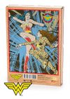 Wonder Woman - Wonder Woman vs Cheetah Ahşap Puzzle 108 Parça (KOP-WW101 - C)