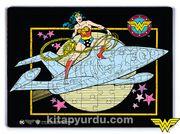 Wonder Woman - Diana Prince Ahşap Puzzle 54 Parça (KOP-WW100 - LIV)