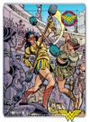 Wonder Woman - Vintage Ahşap Puzzle 54 Parça(KOP-WW099 - LIV) Lisanslı Ürün