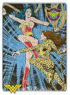 Wonder Woman - Wonder Woman vs Cheetah Ahşap Puzzle 54 Parça (KOP-WW098 - LIV ) Lisanslı Ürün