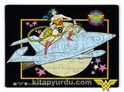 Wonder Woman - Diana Prince Ahşap Puzzle 35 Parça (KOP-WW097 - XXXV)
