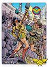 Wonder Woman - Vintage Ahşap Puzzle 35 Parça (KOP-WW096 - XXXV)