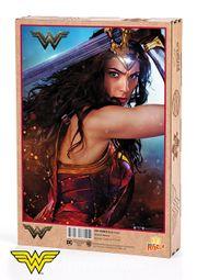 Wonder Woman -  Gal Gadot Ahşap Puzzle 500 Parça (KOP-WW092 - D)
