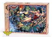 Wonder Woman - Wonder Woman vs. Parademons Ahşap Puzzle 500 Parça (KOP-WW091 - D)