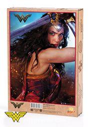Wonder Woman -  Gal Gadot Ahşap Puzzle 1000 Parça (KOP-WW087 - M)