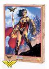 Wonder Woman - Warrior of Truth Ahşap Puzzle 1000 Parça (KOP-WW085 - M) Lisanslı Ürün