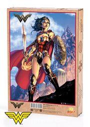 Wonder Woman - Warrior of Truth Ahşap Puzzle 1000 Parça (KOP-WW085 - M)