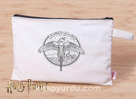 Harry Potter - Phoenix - Canvas El Çantası (BK-HP013) Lisanslı Ürün