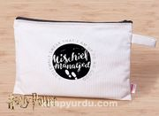 Harry Potter - Mischief Managed - Canvas El Çantası (BK-HP012) Lisanslı Ürün