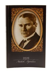 2020 Atatürk Ajandası (Büyük Boy)