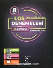 8. Sınıf LGS 12'li Deneme