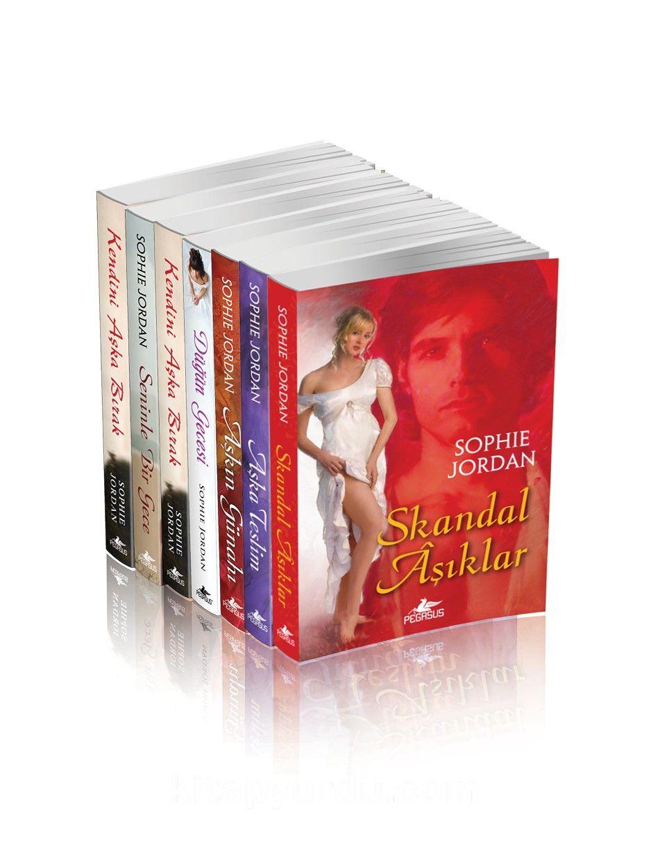 Sophie Jordan Romantik Kitaplar Takım Set (6 Kitap) - Sophie Jordan pdf epub