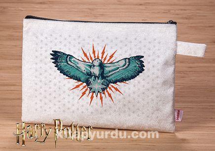Harry Potter - Hedwig - Parıltılı El Çantası (BK-HP031) Lisanslı Ürün