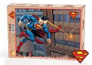 Superman - X-ray Vision Ahşap Puzzle 1000 Parça (KOP-SM124 - M)